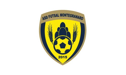 Sito web, realizzazione grafica e stampa di logo, locandine e cartellone per Futsal Montegranaro